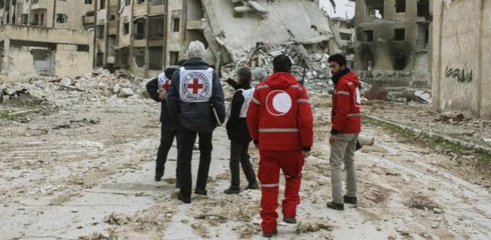 Sevim Turkmani/ICRC