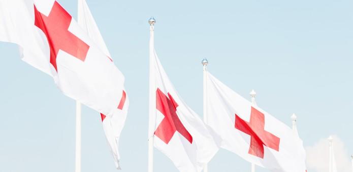 Otto-Ville Väätäinen / Suomen Punainen Risti